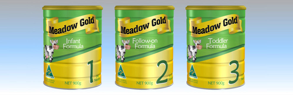 Australia Manufacturer Meadow Gold Infant formula Baby Milk Powder Wholesale