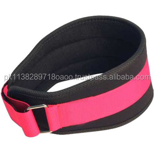 Quality Things/Crossfit Gym Training Weightlifting Neoprene Belt
