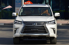 BRAND NEW CARS FOR EXPORT FROM DUBAI LEXUS LX570