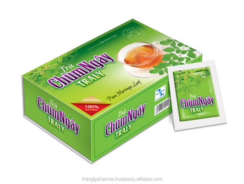 TRA CHUM NGAY TRALY (TRALY MORINGA OLEIFERA TEA), Dietary supplement to help for stabilizing blood pressure