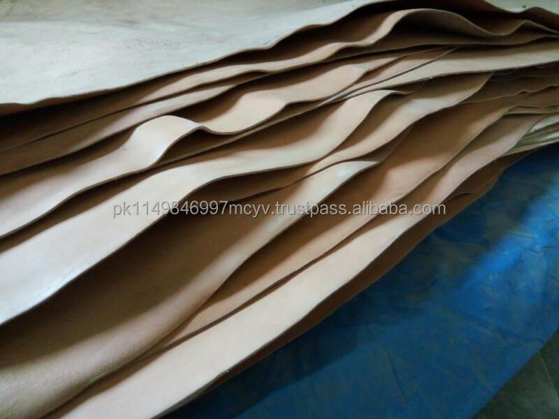 Full Grain Vegetable Tanned Leather Hides Cow Skins Wholesale Price