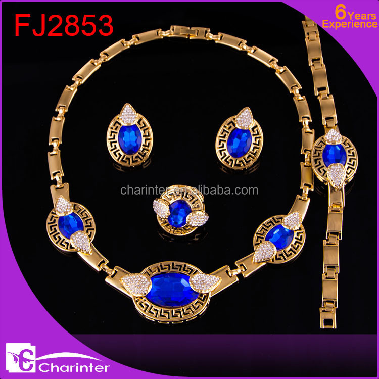 free shipping african gold plated jewelry set/african fashion jewelry sets/african wedding jewelry set FJ2987