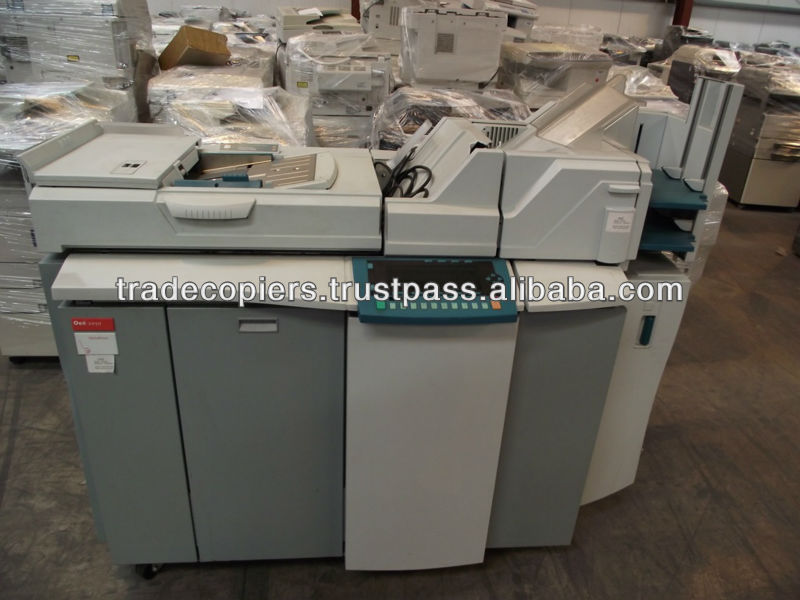 OCE WIDE FORMAT PRINTING MACHINES