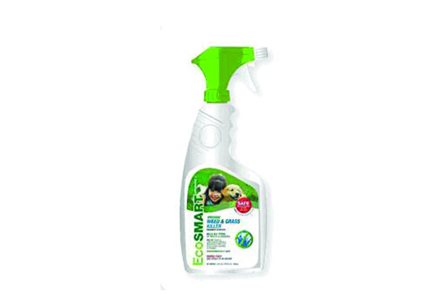 EcoSmart Weed & Grass Killer, the Safe Pesticide Brand Weed and Grass Killer