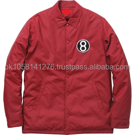 High Quality Coach Jacket / Polyester Jacket / Nylon Jacket 2016