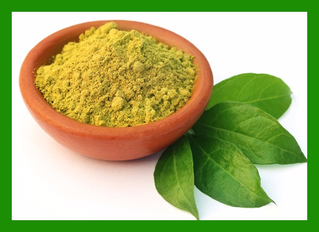 Pure Henna Powder From Rajasthan India