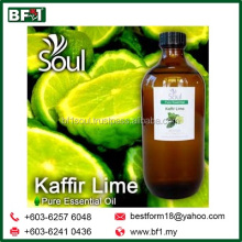 High Quality Pure Essential Oil Lime Kaffir Lime