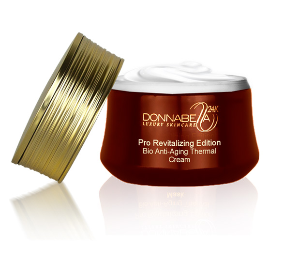 DONNA BELLA 24K GOLD PRO EDITION BIO ANTI AGING THERMAL CREAM