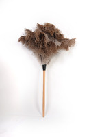 Premium brown Ostrich feather duster
