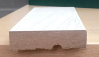 skirting oak, wall base,skirting mdf