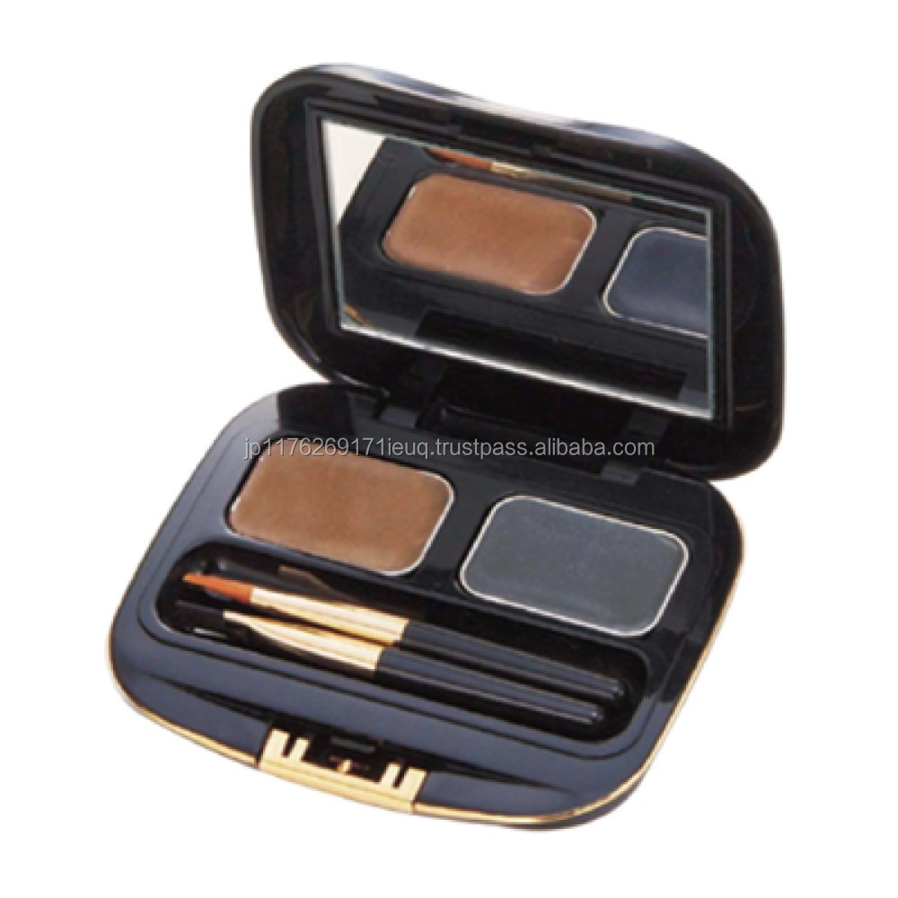 Safe to use high quality eye brow kit with gentle ingredients