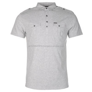 Latest New Style High Quality Customize Polo Shirt Design