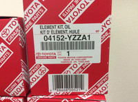 Genuine Toyota OEM Oil Filter 04152-YZZA1 Box of 10