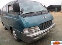 SSANGYONG ISTANA 12 SEATS/ 1999 YEAR / MANUAL