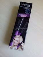 FAST SIMPLE TO USE Hair Curler with HOT Brush & FLAT Iron