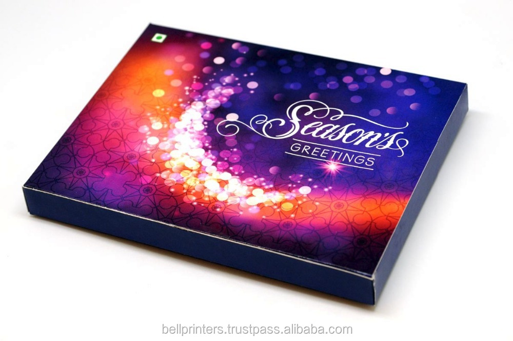 Printed packaging boxes / Gift packing boxes form india