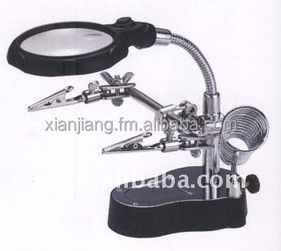 Helping Hand led light Magnifier