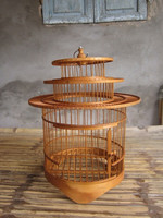Handcrafts Pet's House/ Bamboo Bird Cages