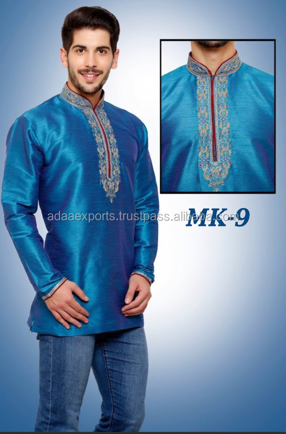 Gents Short Kurta