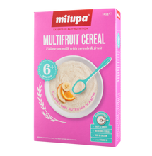 <span class=keywords><strong>Milupa</strong></span> multifruit cereal 6x125g