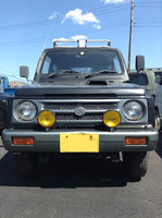 GOOD CONDITION RIGHT HAND DRIVE USED CARS FOR SUZUKI JIMNY V-JA11V 1993 AT (ENGINE TYPE: F6A)