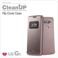 VOIA for LG G5 CleanUP Quick Cover