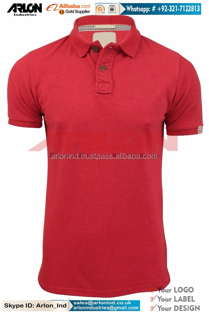 Pakistan Made & Supply Wholesale Workout Breathe Fabric Polo Shirts For Men