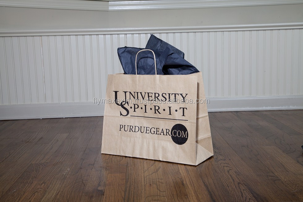 India wholesale brown kraft paper bag