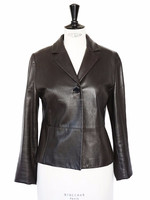 ladies faux leather jacket women pu coat cloth fashion lady artificial leather clothes causal leather jacke