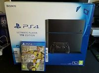 Best price for sony playstation 4 PS4 500GB Console, 10 games free