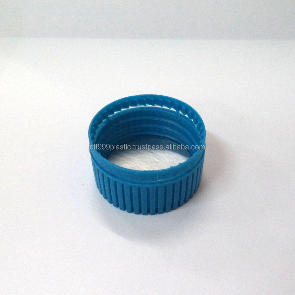 Plastic cap / closure seal cap with guarantee high quality plastic resin