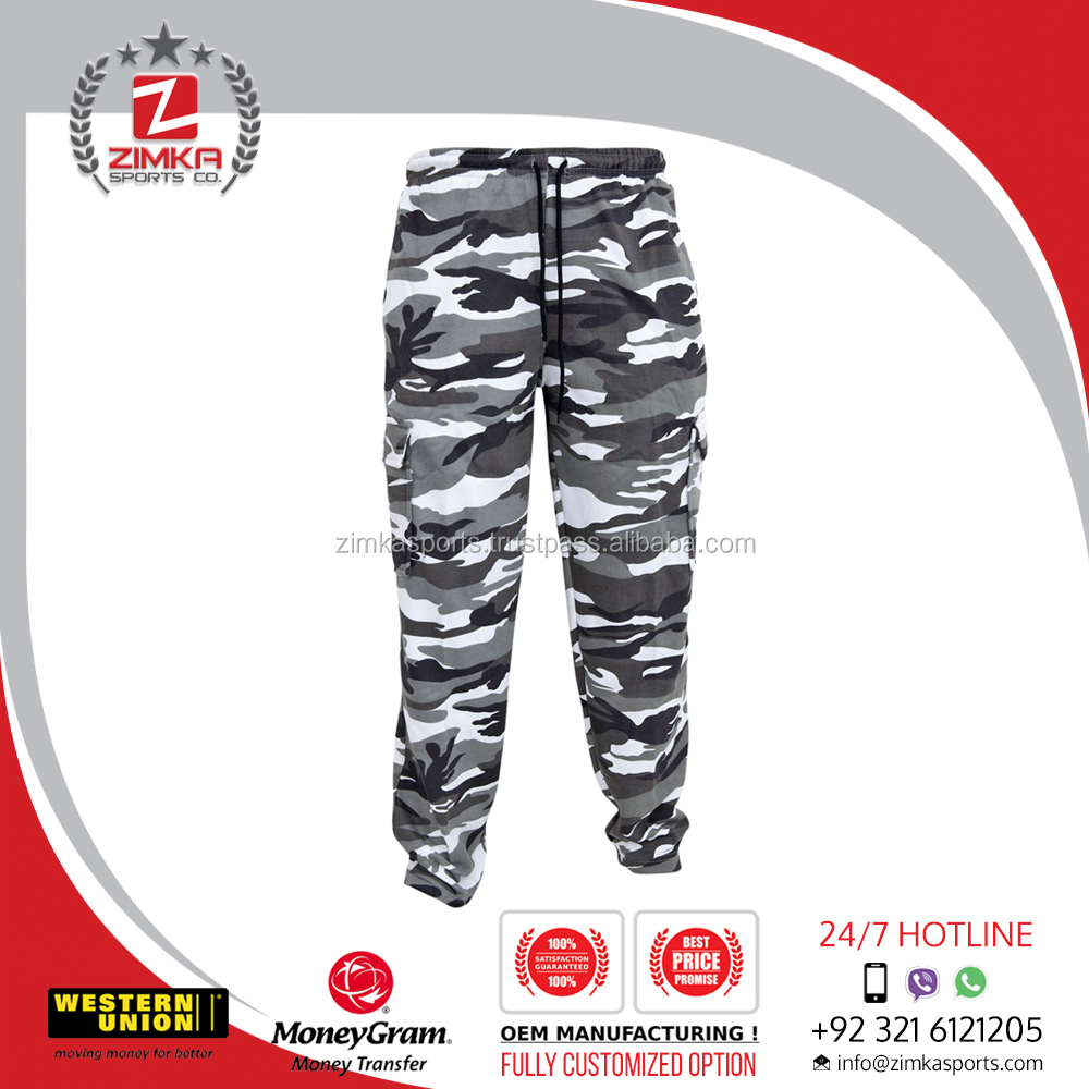 The latest fashion men custom cheap designer cargo pants/trousers wholesale