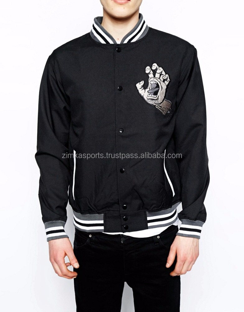 Custom Casual Women Ladies Girls Army Coaches Bomber Jacket Wholesale for Men and Women