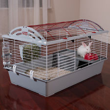 Animal cage available in the factory