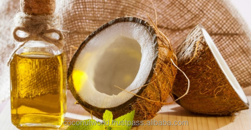 BEST PRICE PURE COCONUT OIL FROM VIET NAM