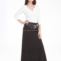 Wholesale Woman Wear Pencil Long Skirt