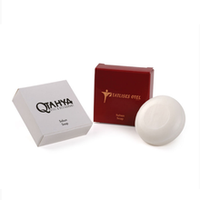 Disposable 25 g Round Hotel Soap in Square Box with Customized Logo