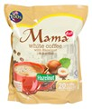 Mama White Coffee 3 in 1 with hazelnut , instant coffee,