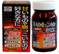 Japan supplement for weight control, Oolong Tea extract and Aloe