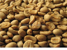 GREEN BULK ROBUSTA COFFEE BEANS