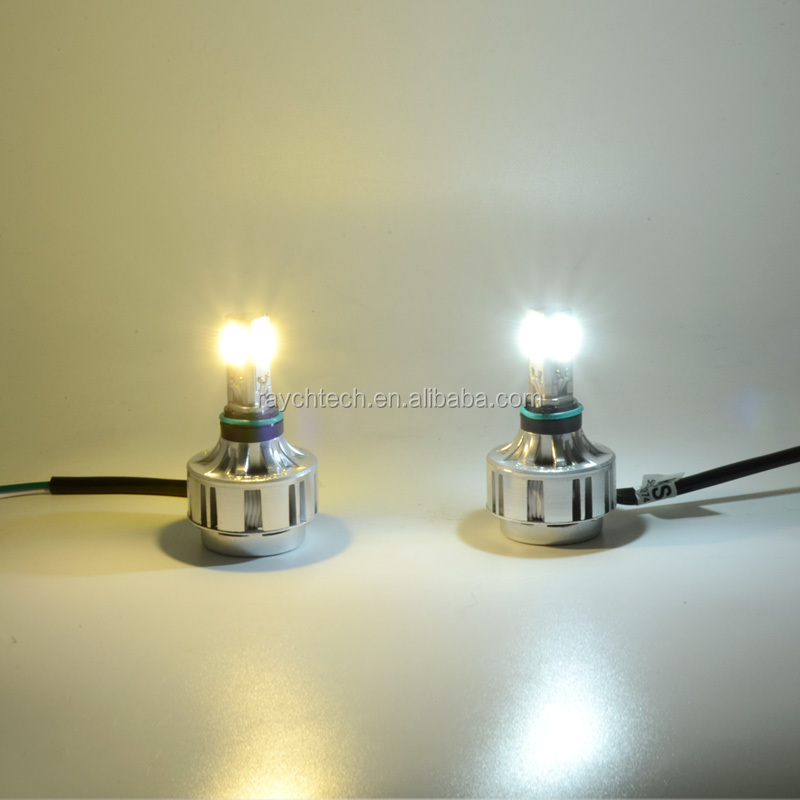 Motorcycle LED Lighting 3 Sides M3S 6000K LED Lights For Motorcycle LED headlight
