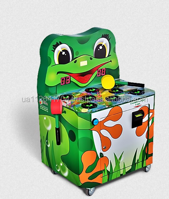 "Children's slot machine ""Frog-beater"""