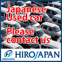 Good condition used Japanese Toyota Hiace used cars with low fuel consumption made in Japan