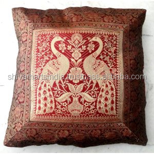 100% Silk Cushion Cover,Chair Cushion,Sofa Cushion