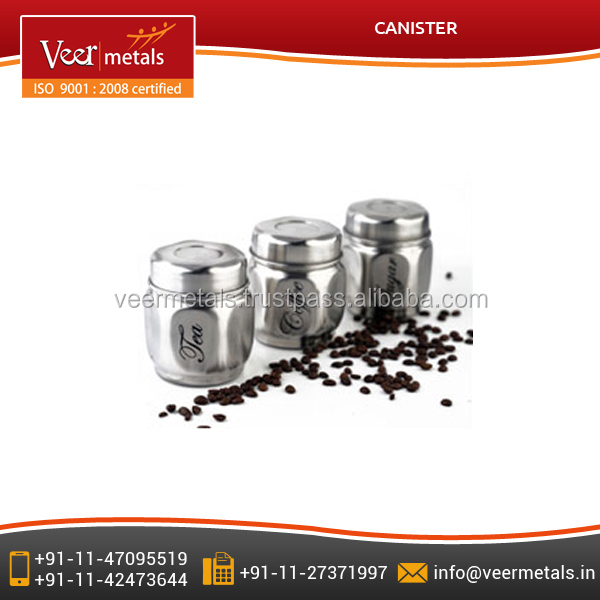 Attractive Design HOT Selling Canister Sets at Affordable Price
