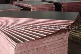 Indonesia Film Faced Construction concrete Formwork Plywood