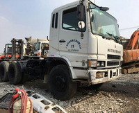 Good Condition Used Mitsubishi Trailer Head Truck Prices