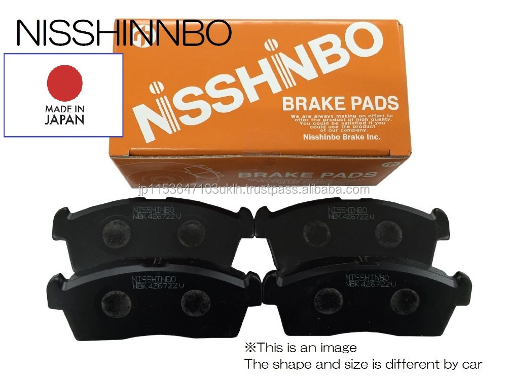 High performance automobile accessory brake pads , other car parts available