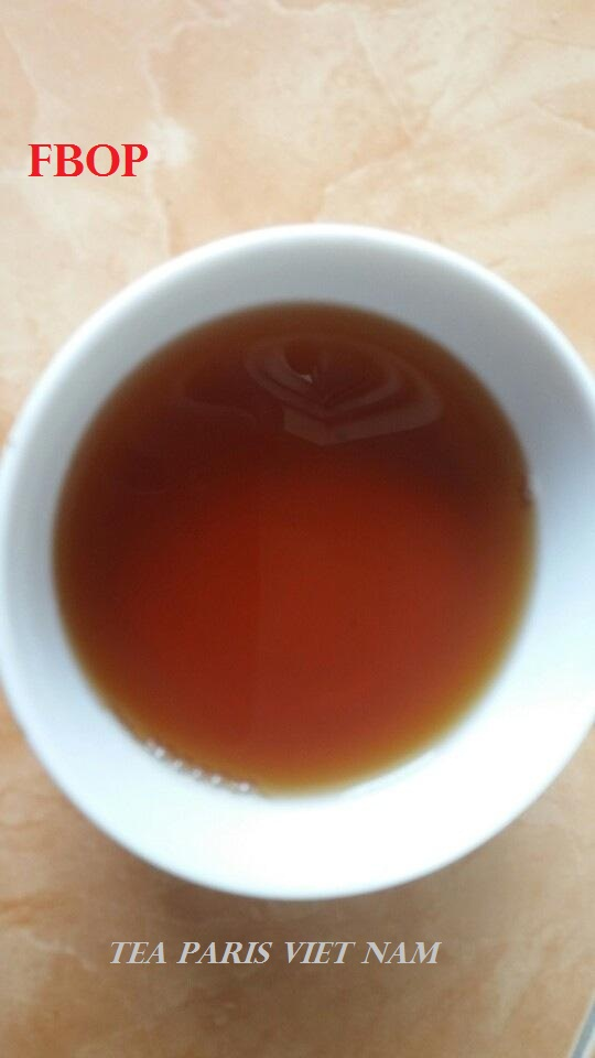 Finest and Cheapest Orthodox Black Tea Grade FBOP From Vietnam