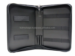 accessories bag / tools bag (black PU)